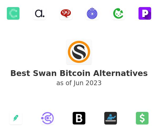Best Swan Bitcoin Alternatives