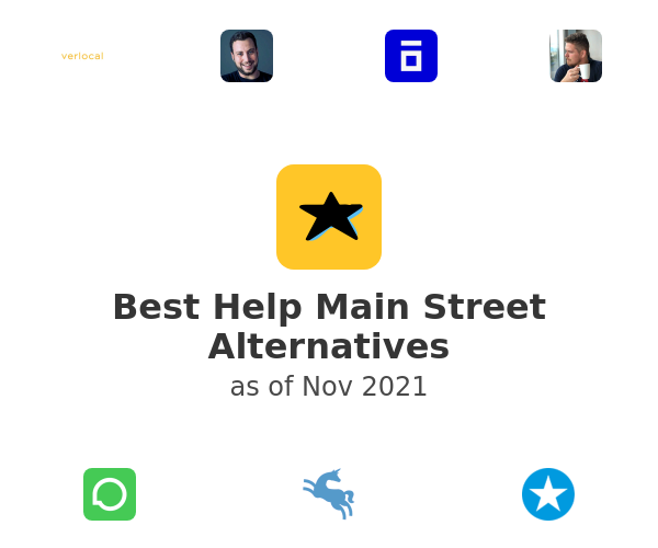 Best Help Main Street Alternatives