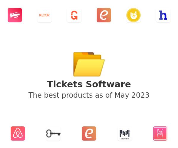 Tickets Software
