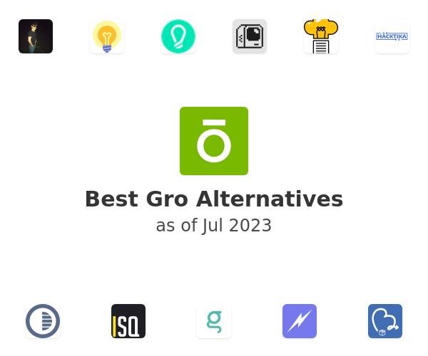 Best Gro Alternatives