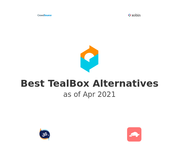 Best TealBox Alternatives