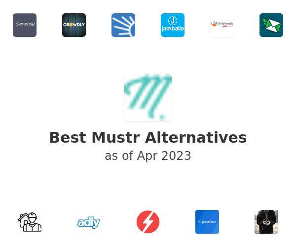 Best Mustr Alternatives