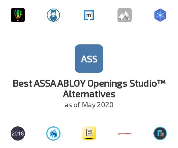 Best ASSA ABLOY Openings Studio™ Alternatives