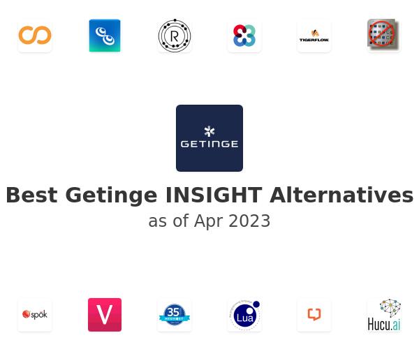 Best Getinge INSIGHT Alternatives