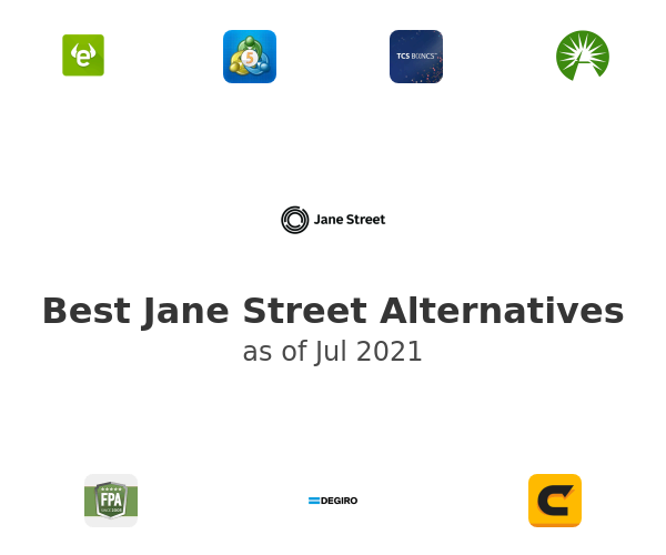 Best Jane Street Alternatives