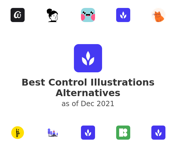 Best Control Illustrations Alternatives