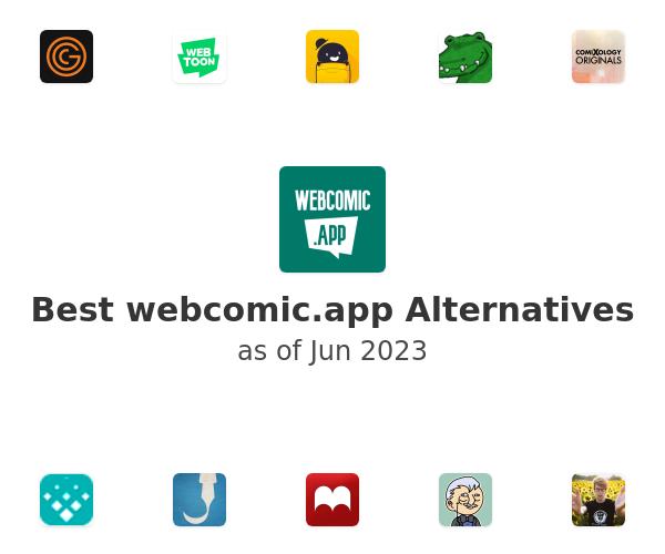 Best webcomic.app Alternatives