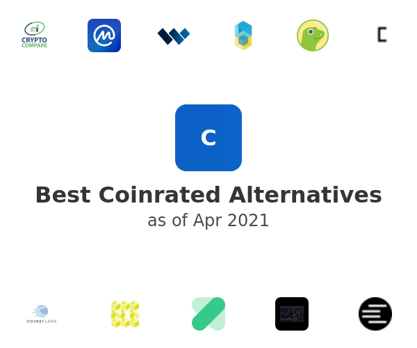 Best Coinrated Alternatives