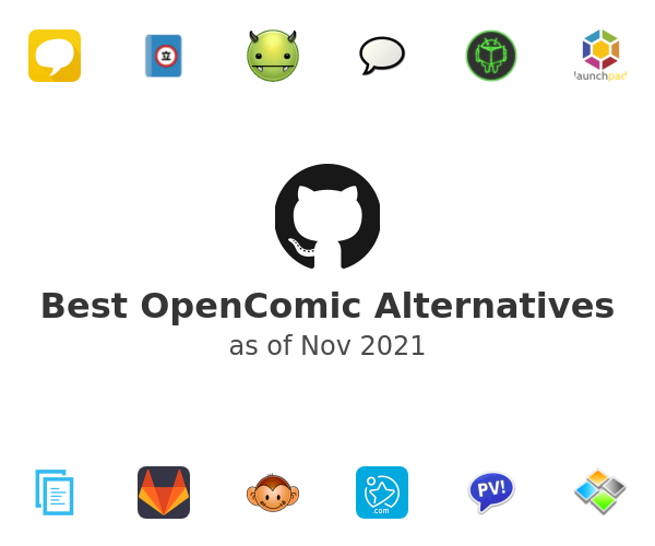 Best OpenComic Alternatives