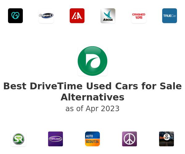 Best DriveTime Used Cars for Sale Alternatives