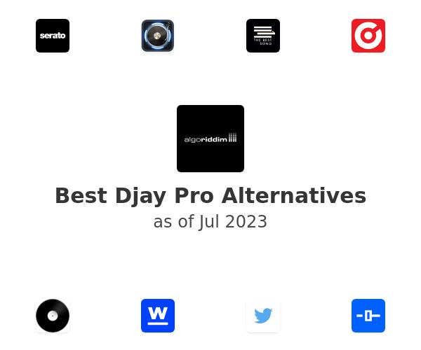 Best Djay Pro Alternatives