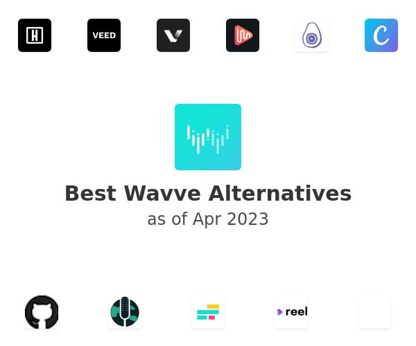 Best Wavve Alternatives