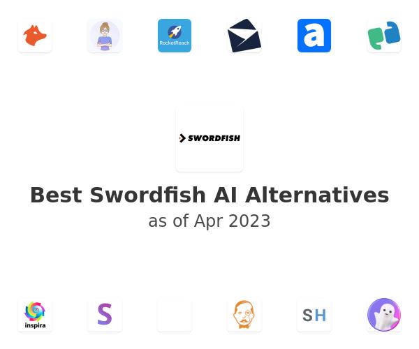 Best Swordfish AI Alternatives
