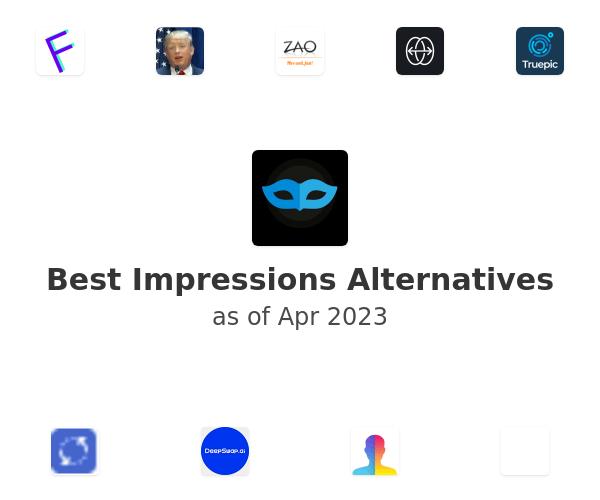 Best Impressions Alternatives