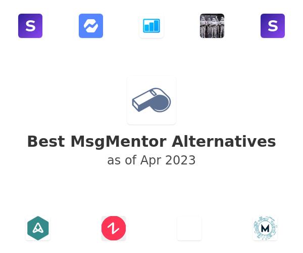 Best MsgMentor Alternatives