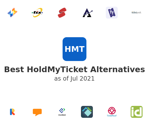 Best HoldMyTicket Alternatives