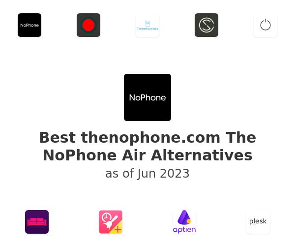 Best The NoPhone Air Alternatives