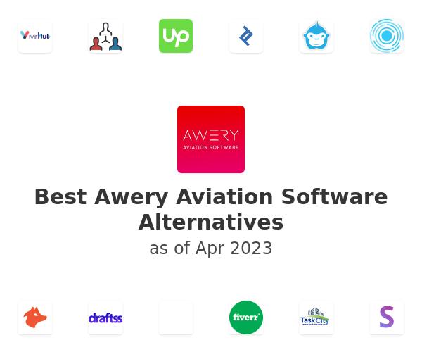 Best Awery Aviation Software Alternatives