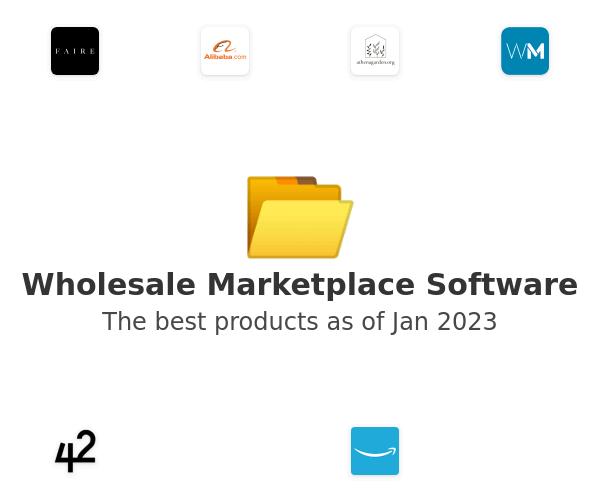 Wholesale Marketplace Software