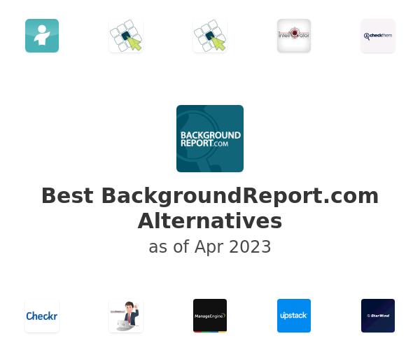 Best BackgroundReport.com Alternatives