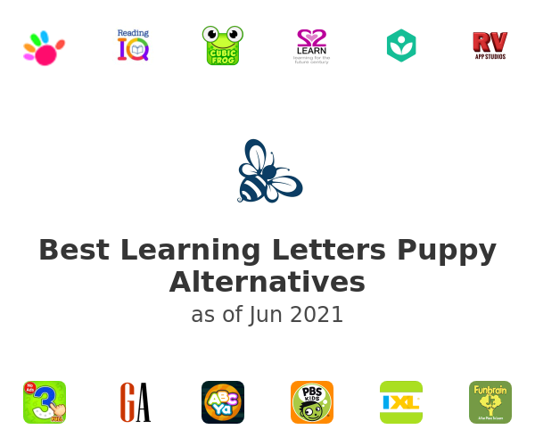 Best Learning Letters Puppy Alternatives