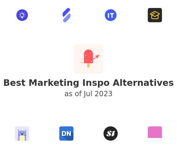 Best Marketing Inspo Alternatives