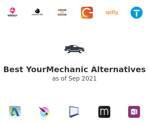 Best YourMechanic Alternatives