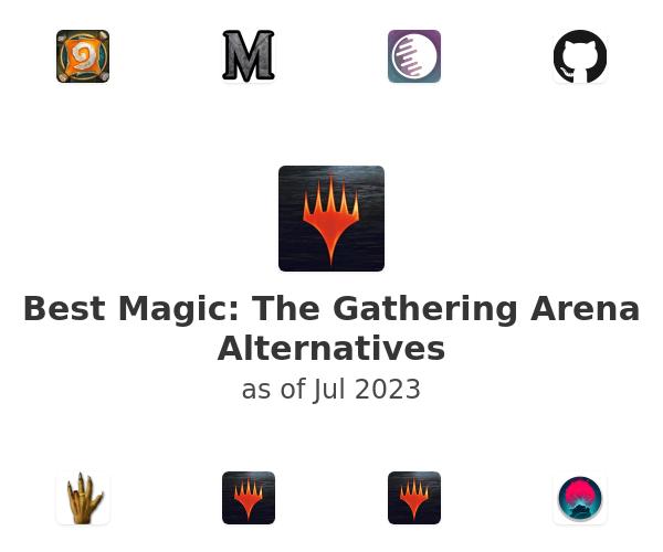 Best Magic: The Gathering Arena Alternatives