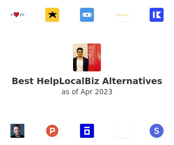 Best HelpLocalBiz Alternatives