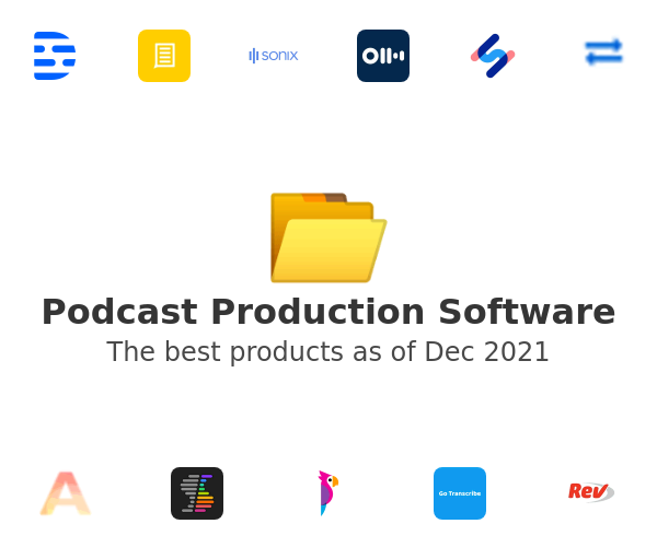 Podcast Production Software