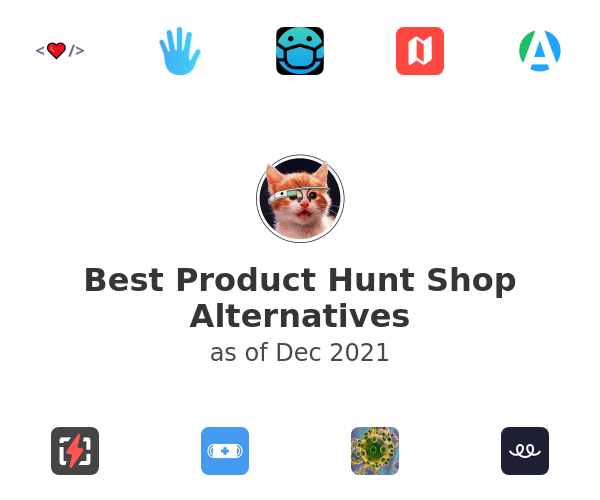 Best Product Hunt Shop Alternatives