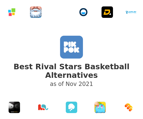 Best Rival Stars Basketball Alternatives