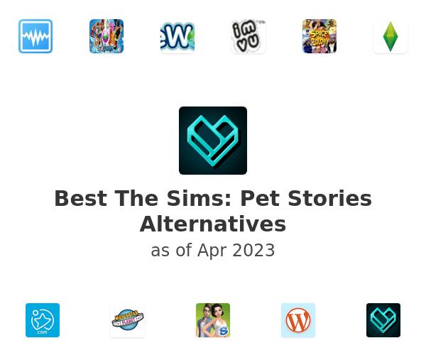Best The Sims: Pet Stories Alternatives