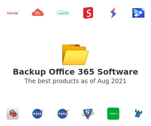 Backup Office 365 Software