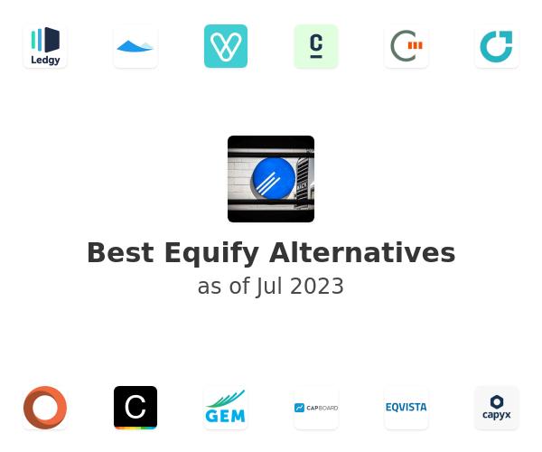 Best Equify Alternatives