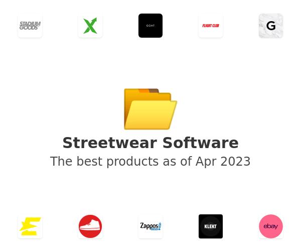 Streetwear Software