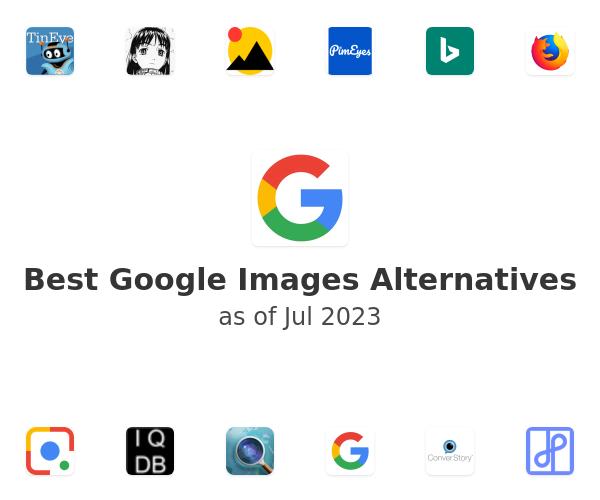 Best Google Images Alternatives