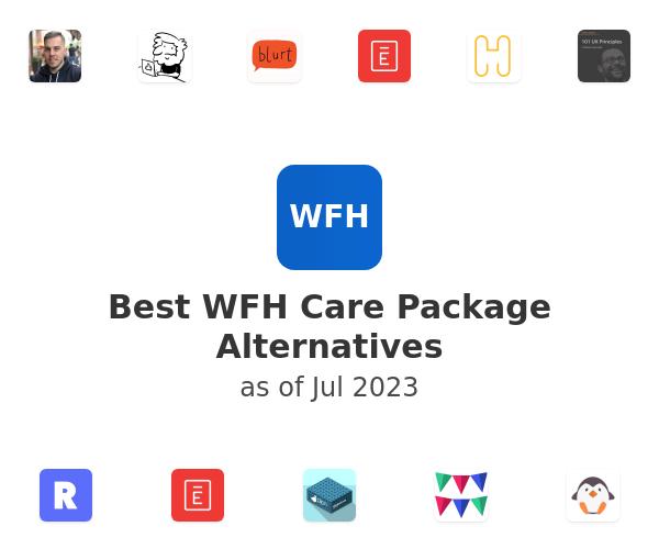 Best WFH Care Package Alternatives
