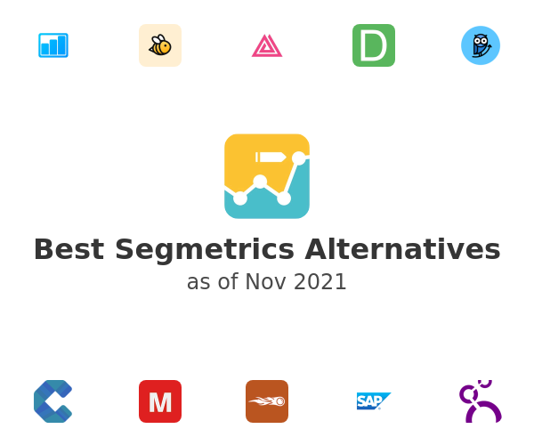 Best Segmetrics Alternatives