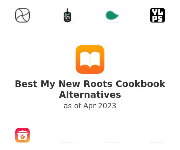 Best My New Roots Cookbook Alternatives