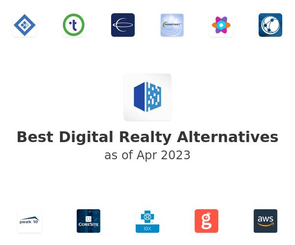 Best Digital Realty Alternatives