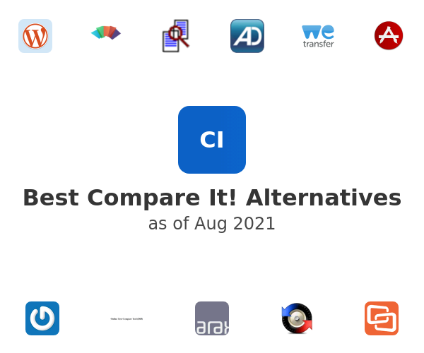 Best Compare It! Alternatives