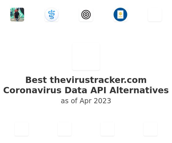 Best Coronavirus Data API Alternatives