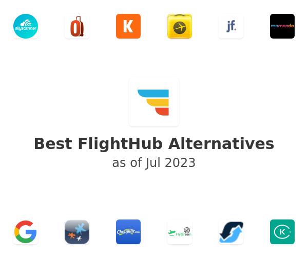 Best FlightHub Alternatives