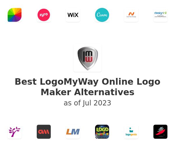 Best LogoMyWay Online Logo Maker Alternatives