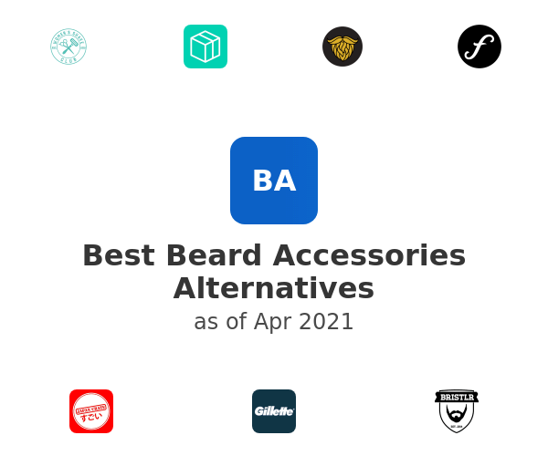 Best Beard Accessories Alternatives