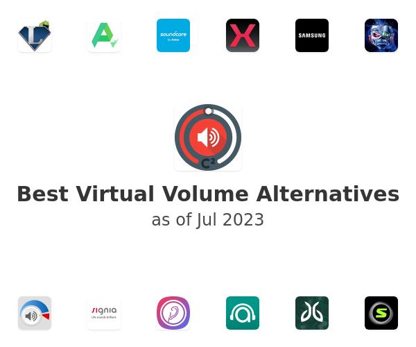 Best Virtual Volume Alternatives