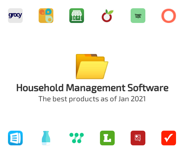 Household Management Software