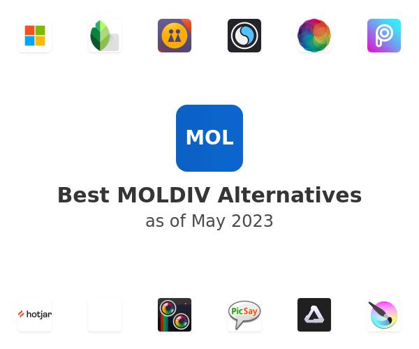 Best MOLDIV Alternatives