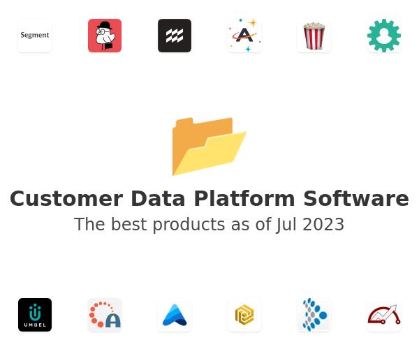 Customer Data Platform Software